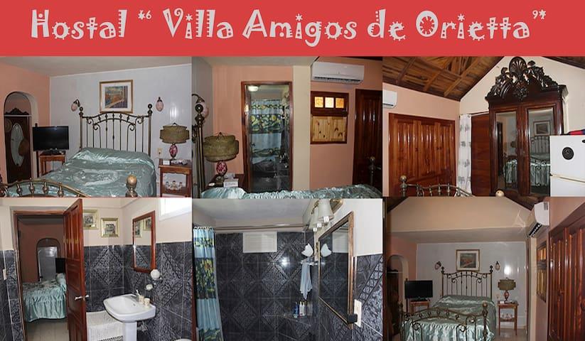 Villa de Orietta y Danilo - Bungalow 2 - Santiago de Cuba - Bungalow