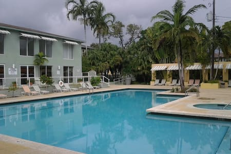 Room for 2 in Design District Miami - Miami - Apartment