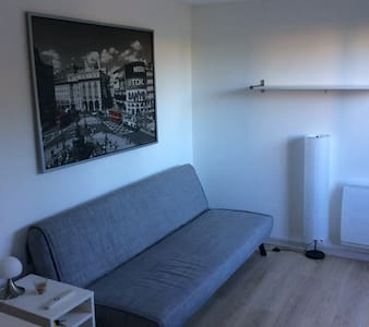 Studio 20m2, parking, piscine, 200m centre ville - Saint-Tropez