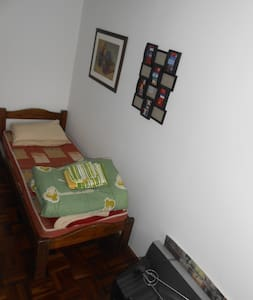 Room type: Private room Bed type: Real Bed Property type: Apartment Accommodates: 1 Bedrooms: 1 Bathrooms: 0