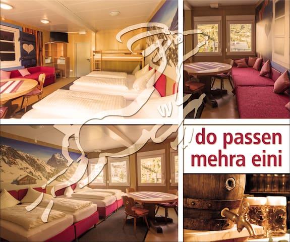 Party Hütte Taverne Obertauern NR.111