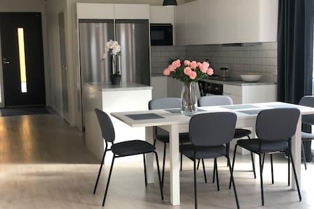 Modern House in Järvenpää