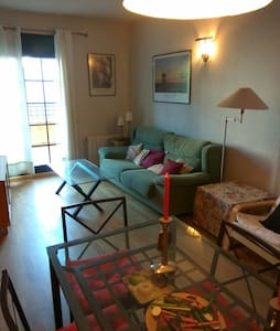 Piso con terraza y garaje - La Granja de San Ildefonso