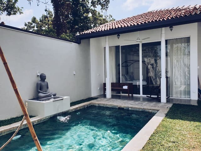Angam Villa -  an Oasis in Colombo