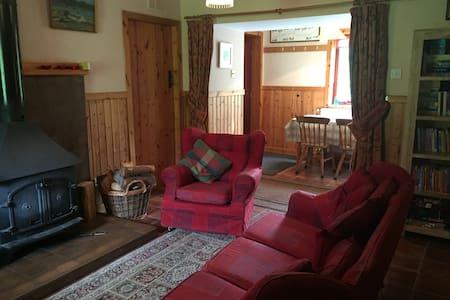Smithy Cottage - Aberdeenshire