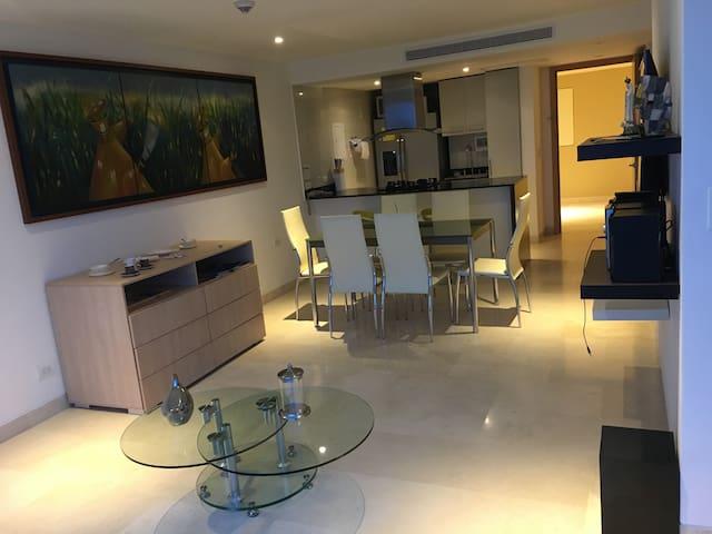 Apartamento Radisson Ocean Pavillion - La Boquilla - Appartement