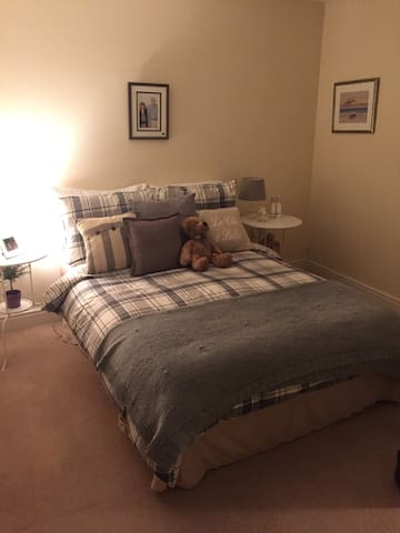 Cosy Double Room - Portishead - Haus