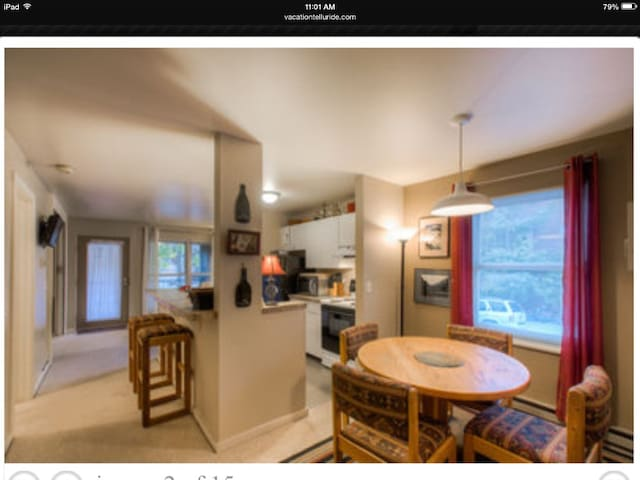 Awesome Two Bedroom Condo In Town