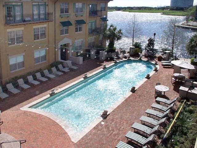 Amazing Place close to the airport relax & rewind! - Irving - Apartment