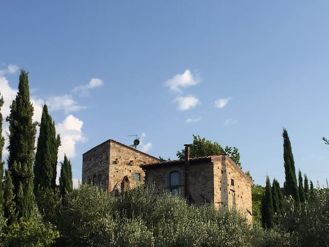 Villa Palagio - an ancient home of Counts - Fiesole - Lakás