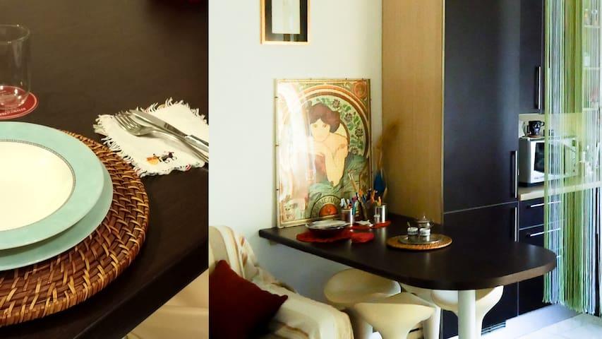Il Guscio sul Naviglio - Cernusco sul Naviglio - Apartment