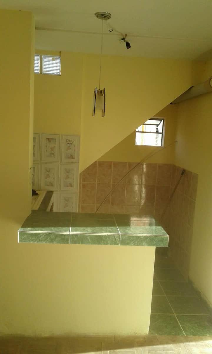 One small apartament