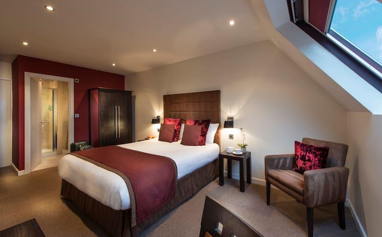 Mode Boutique Hotel Lytham St Annes - Lytham Saint Annes - ที่พักพร้อมอาหารเช้า