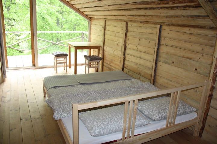 Двухместный романтичный люкс с панорамным видом