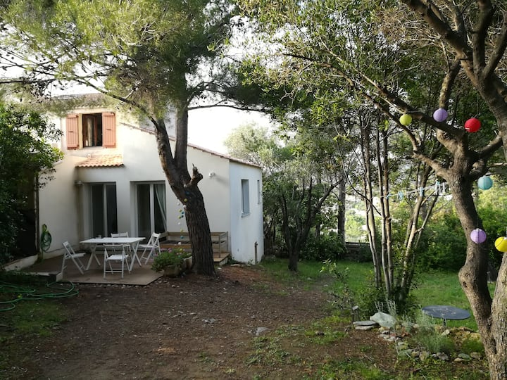 Maison avec jardin proche de St Florent