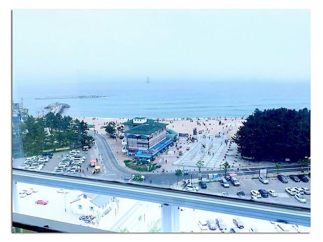 봉 하우스(BONG's HOUSE) - Joyang-dong, Sokcho-si - Apartamento