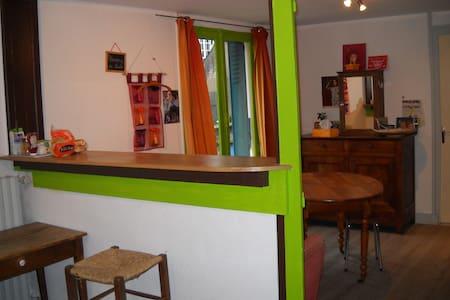 Bords de Loire du calme et de la convivialité - Ingrandes - Appartement