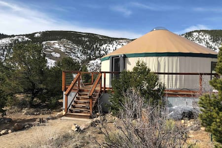 Mountaintop Boutique Yurt