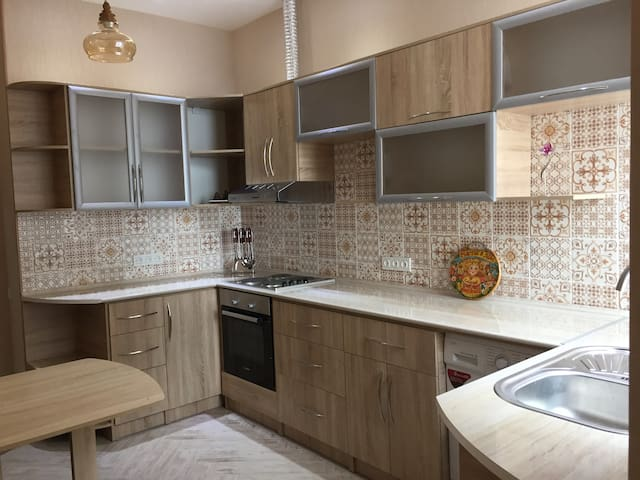 Apartment in the center of Dushanbe