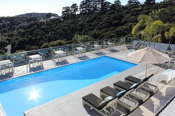 Waiheke Luxury Apartment