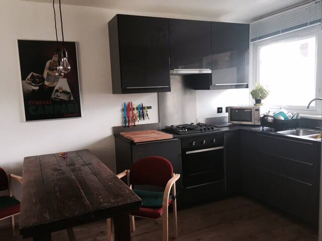 Modern and bright flat in Tulse Hill