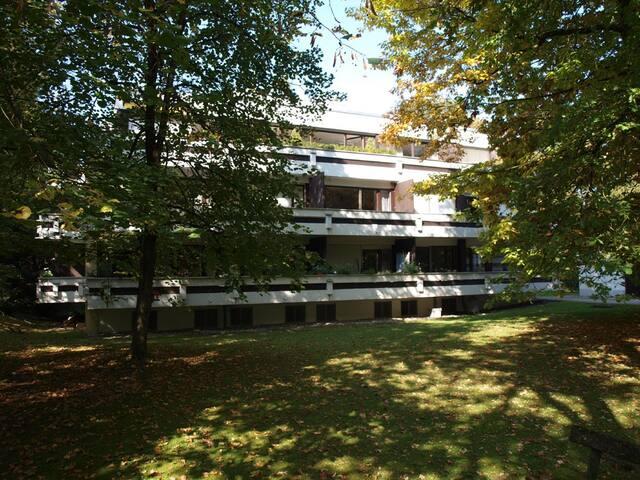 Gemütliches Apartment für 2 - München - Condominium
