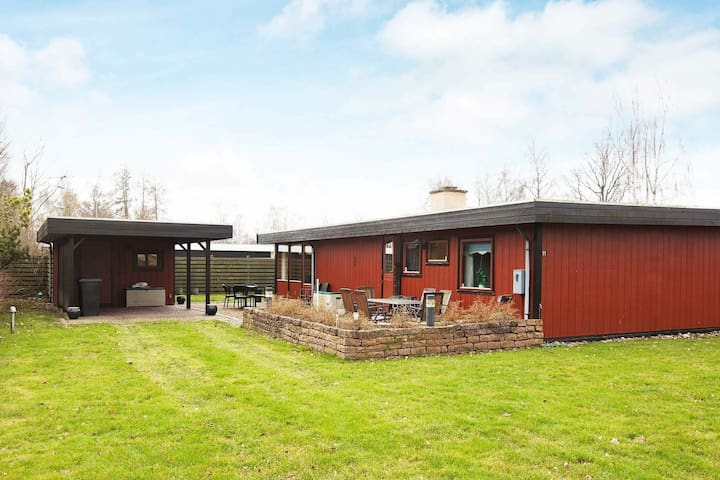 Charming Holiday Home in Store Fuglede on Natural Plot