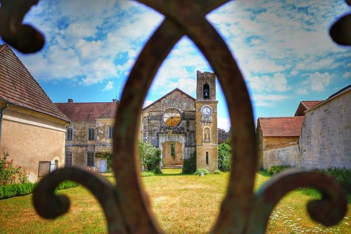 Abbatial lodge- Belval