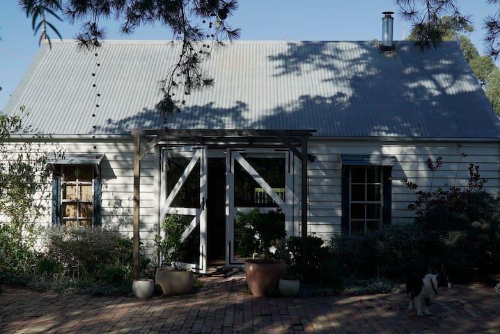 Maude's house