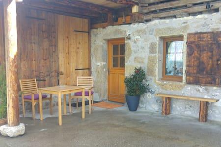 Gîte entre Lac d'Annecy et Aravis