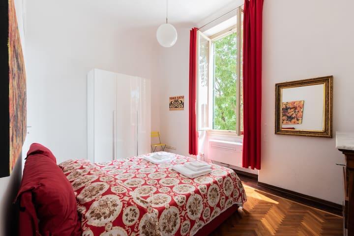 Luminous apartment near Boboli garden