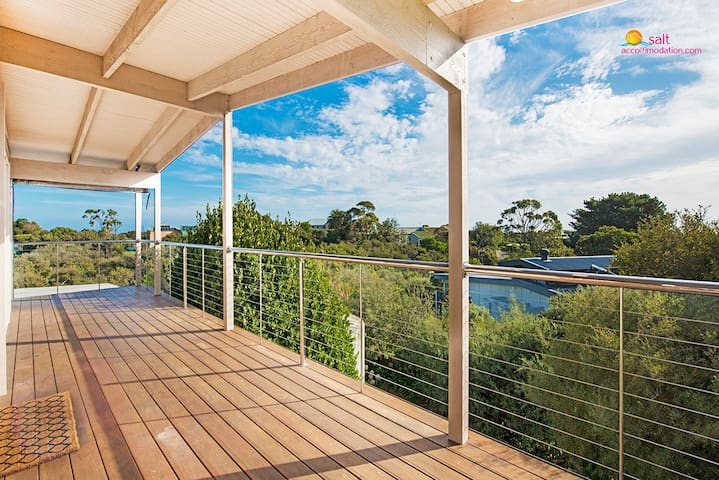 TREE-TOP PENINSULA VIEWS CAPE SCHANCK - Cape Schanck - House