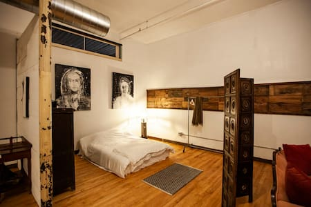 STAY at Soho Like Loft in the Country