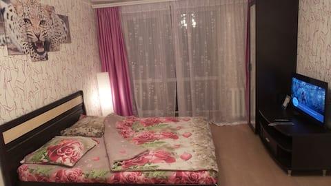 Квартира: ул. Парижской коммуны, 46