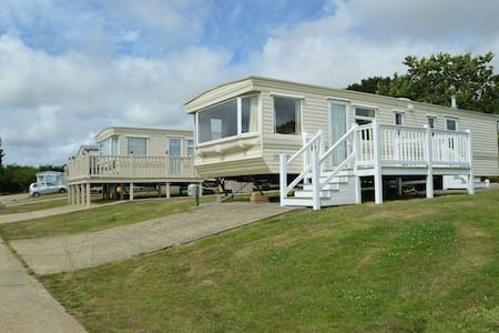 Holiday in beautiful Rookley Country Park - IOW - Rookley