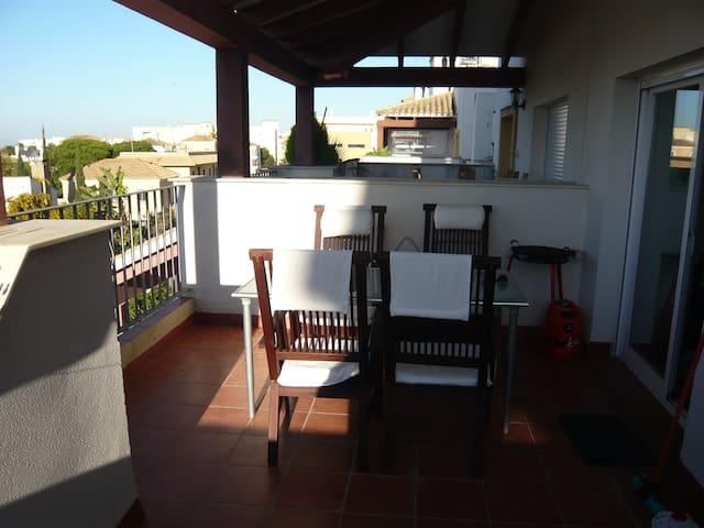 Precioso apartamento a pie de playa - Sanlúcar de Barrameda - Lakás