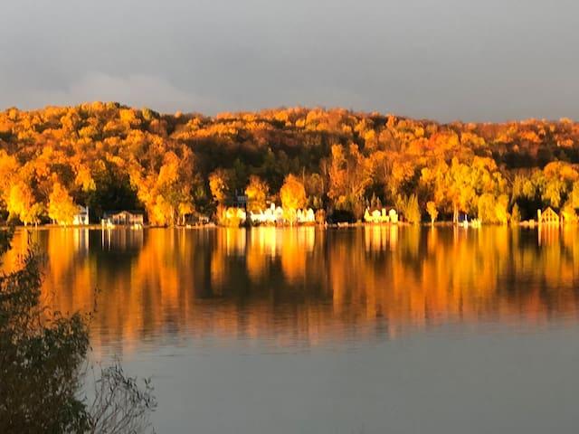 """Dock Wendt"" Walloon Lake Four Season Paradise!"