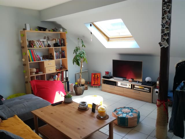 Appartement de 40m² proche de Paris