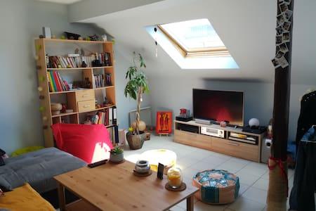 Appartement de 40m² proche de Paris