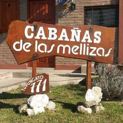 CABAÑAS DE LAS MELLIZAS
