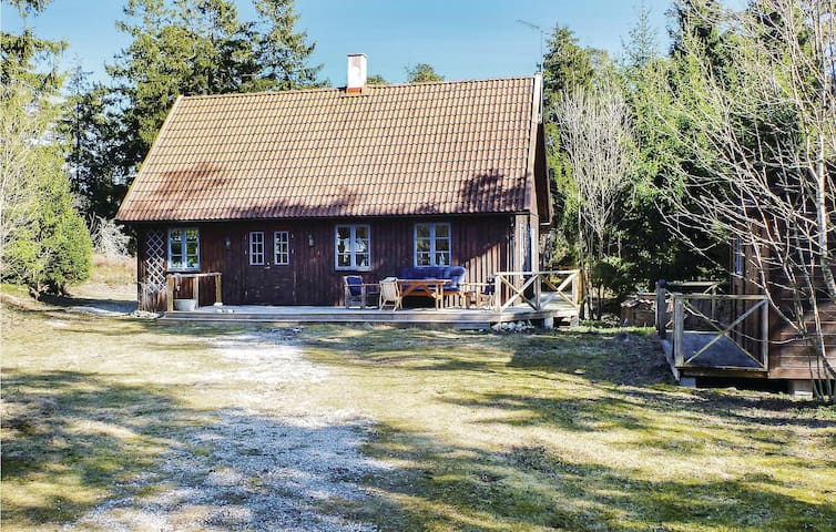 Holiday cottage with 2 bedrooms on 115m² in Katthammarsvik