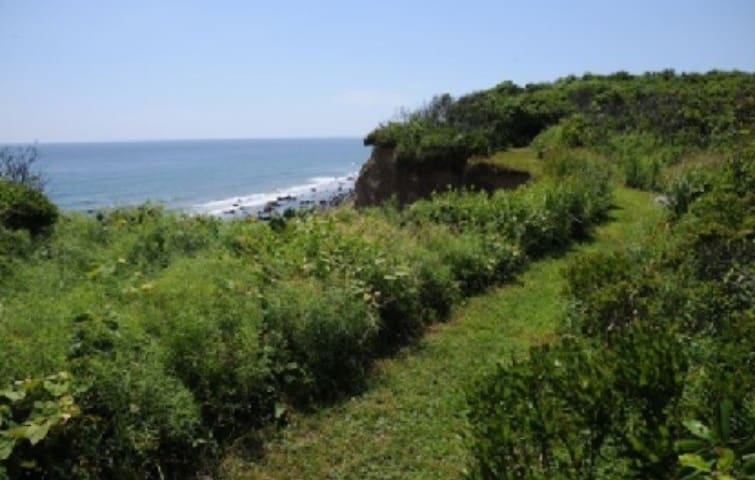 Private Beach & Gated Compound - Montauk - Casa
