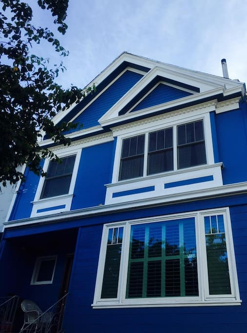 Richmond District Home with Separate Garden Apt. & Entrance