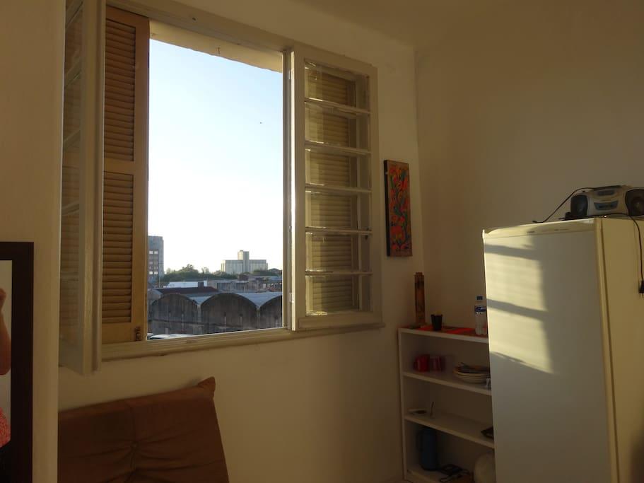 studio in a central neighborhood wohnungen zur miete in porto alegre rio grande do sul brasilien. Black Bedroom Furniture Sets. Home Design Ideas