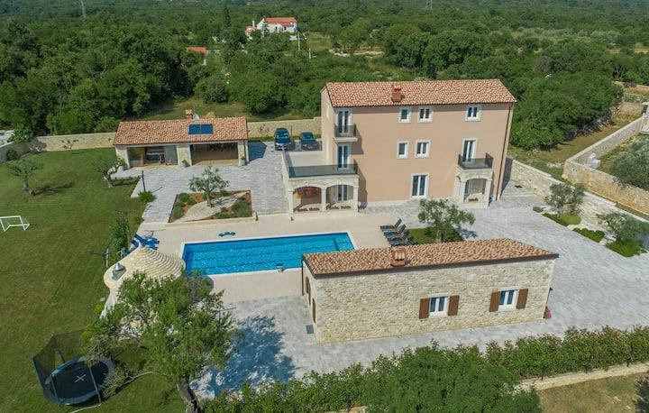 Villa Panorama Istra