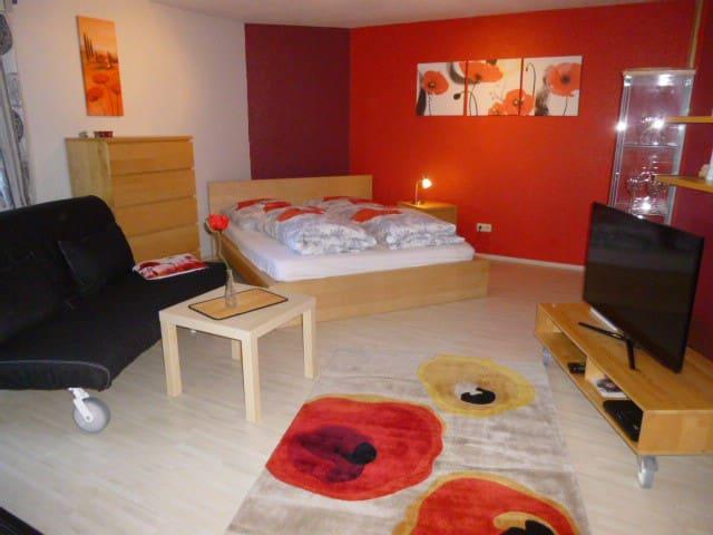 Ferienwohnung Mohnblume im Hunsrück - Külz (Hunsrück) - Apartment