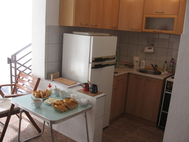 Peaceful apartment for 3 in Raca