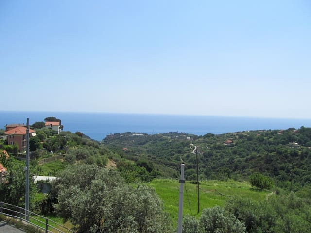Wonderful New 2BR  Best Seaview - Varazze - Casa