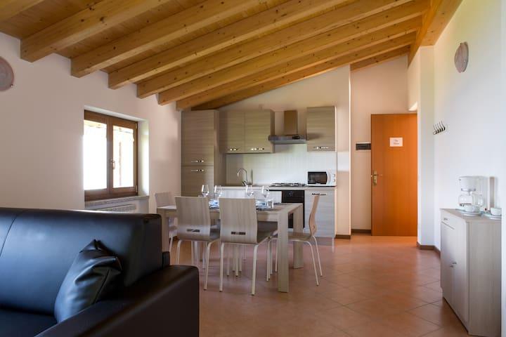 Zona giorno - Wohnraum - Living-room