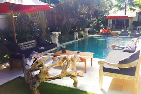 Blue Madu Villa...The smile of Bali